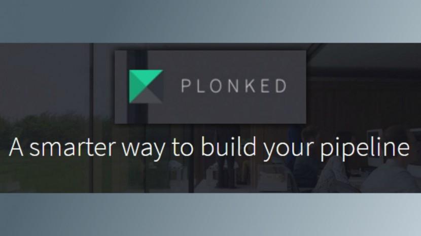 plonked