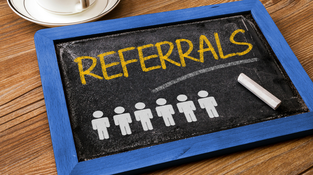 Refer Friends and Family