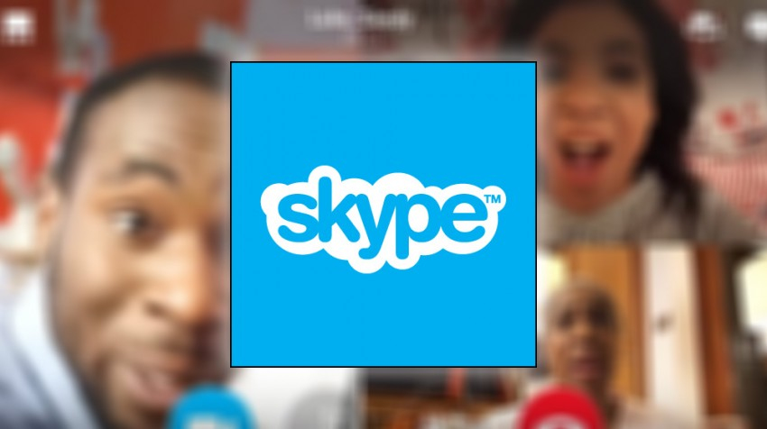 skype mobile group video