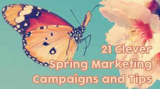 spring marketing campaigns