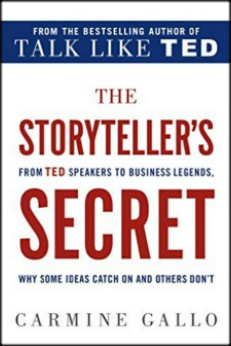 storytellers secret book