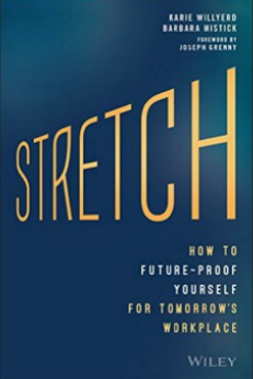stretch book how to future-proof your career