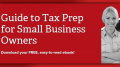 tax prep ebook