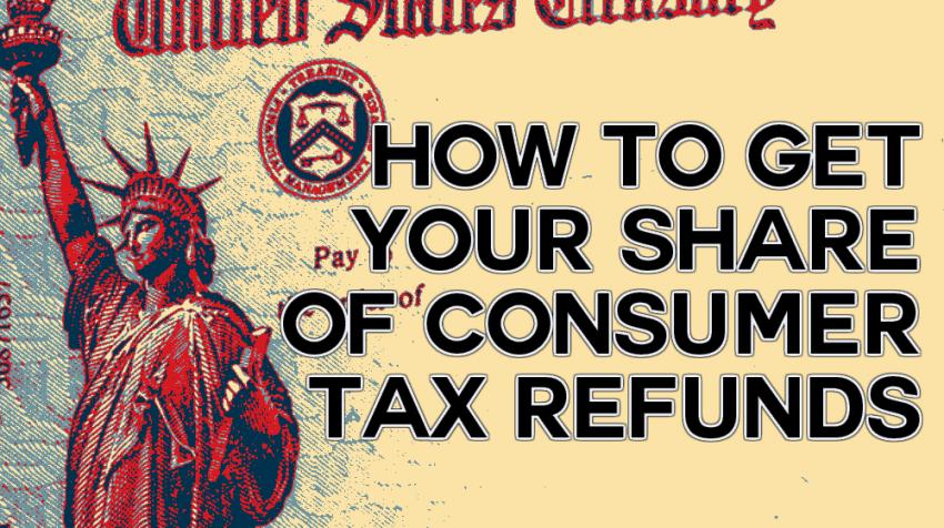 tax refund marketing