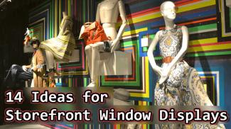 window displays