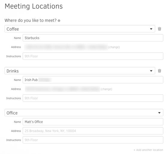 meeting locations panel 4 x.ai