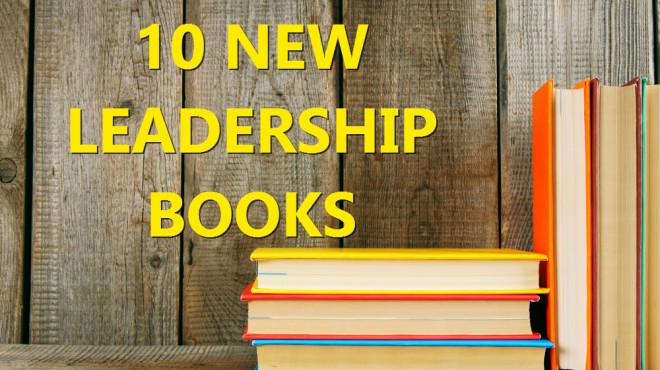 NEW LEADERSHIP BOOKS