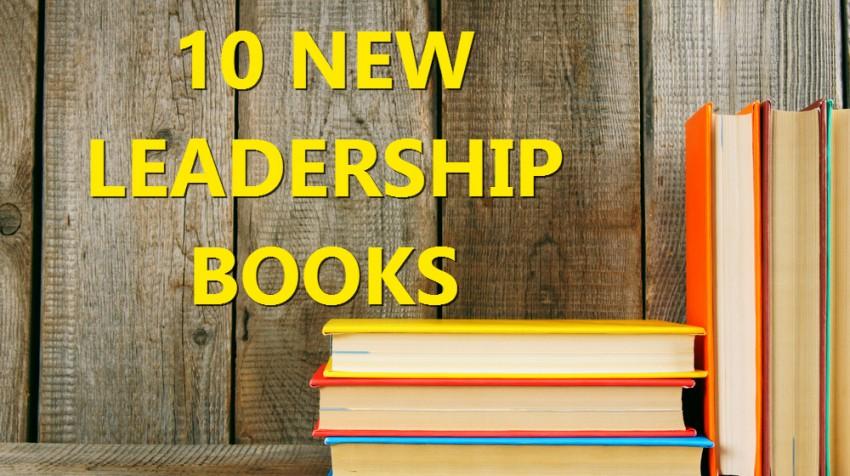 new leadership Books
