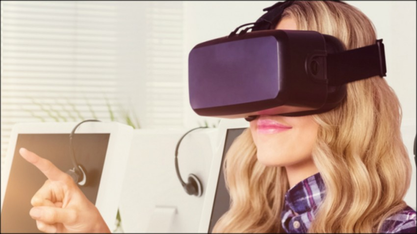 virtual reality for small business