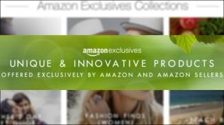 Amazon Exclusives