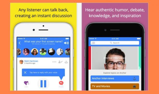 anchor audio app review