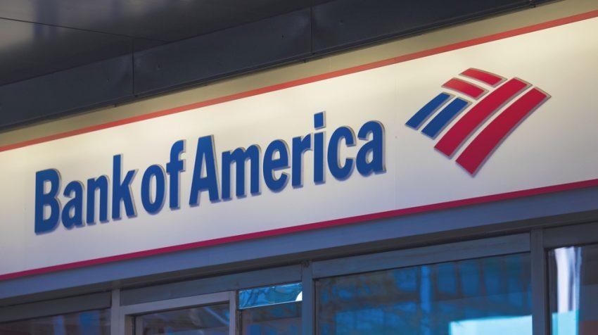 Bank of America Reports Earnings Drop