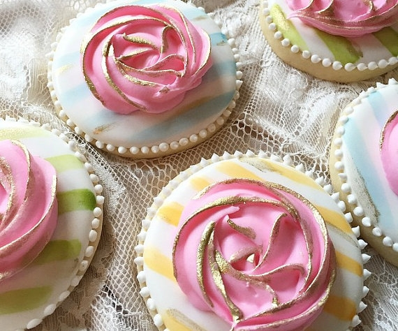 One of the cookie businesses on Etsy - Maggie's Bake Shoppe