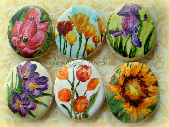 One of the cookie businesses on Etsy -Sweet Arts Sweets