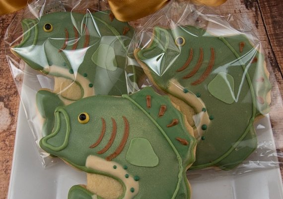 One of the cookie businesses on Etsy - Truly Scrumptious Cookies