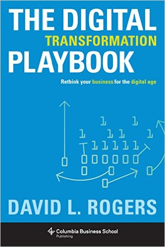 digital transformation playbook book review