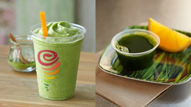 jamba juice Tea Franchises