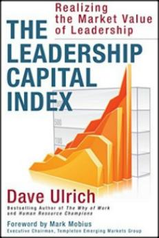 leadership capital index