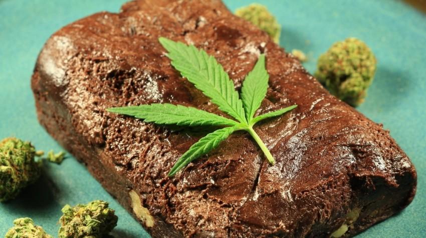 marijuana edibles industry