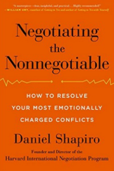 new leadership books on negotiating