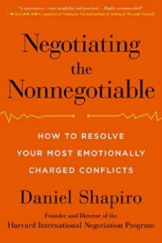 new leadership books on negotiating