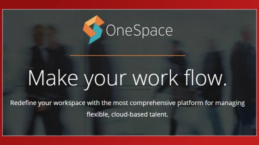 OneSpace Work Flow
