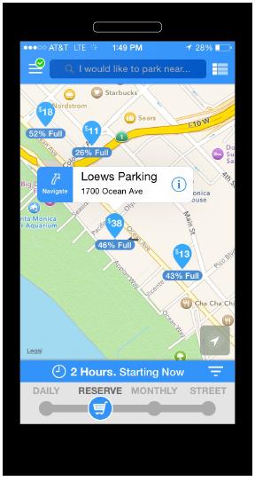 INRIX Traffic Environmentally Friendly Business Apps
