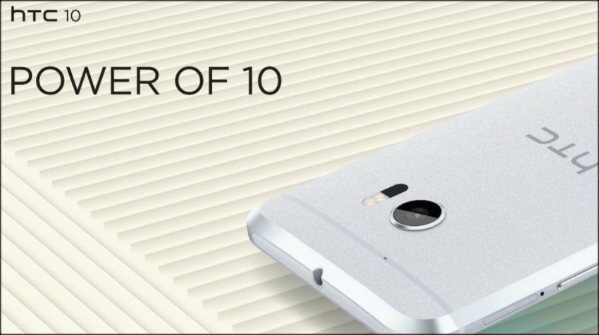 power of the new htc 10