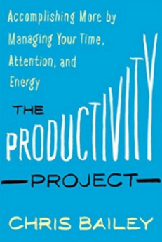 new leadership books on productivity project