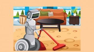 robot housecleaning ECOVACS Deebot D63S