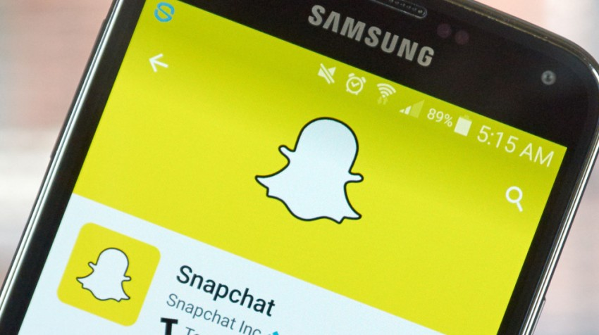 market to millennials with snapchat