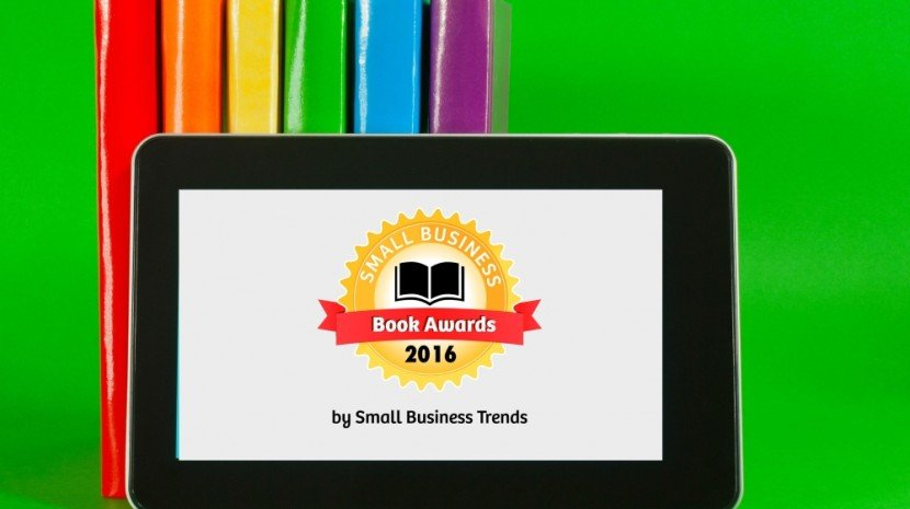 small business book awards 2016