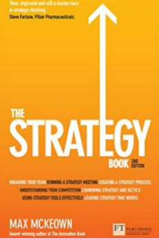 leadership strategy book