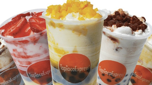 tapioca express Tea Franchises