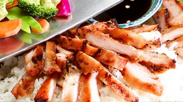 teriyaki grill sushi franchises