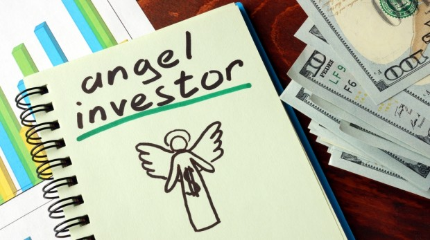 an angel investor