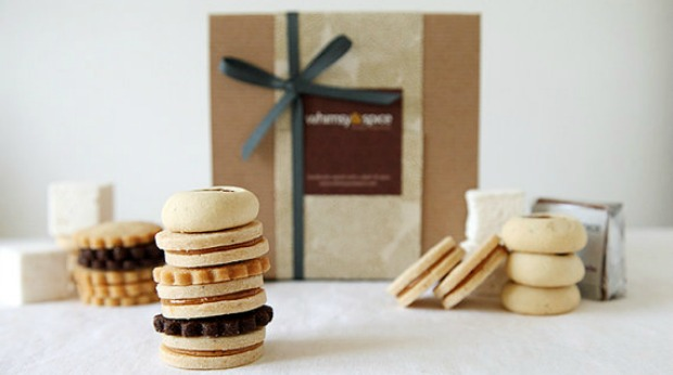 One of the cookie businesses on Etsy - whimsyandspice