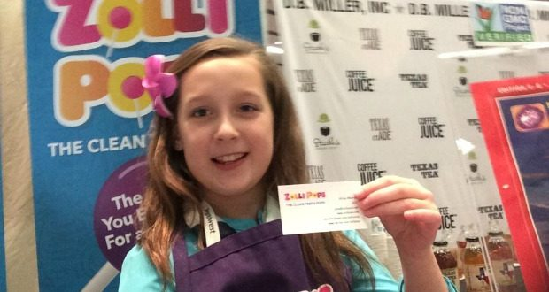 Kidpreneur Creates Sweet Treats That Clean Your Teeth - Small Business Trends