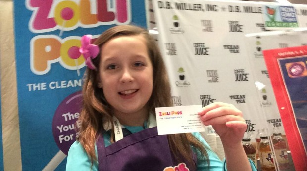 Kidpreneur Creates Sweet Treats
