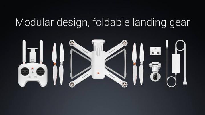 Mi Drone landing gear