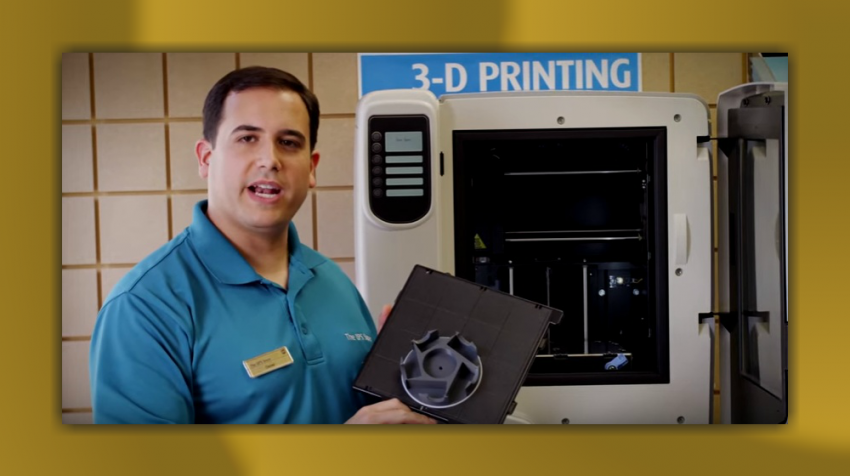 3D printing on demand