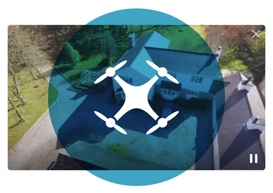 Periscope connects to a drone