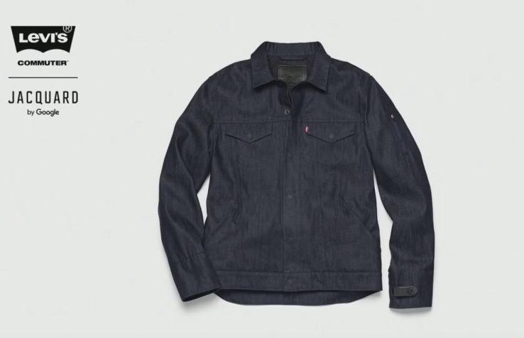 commuter smart jacket