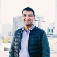 Author Sangram Vajre wrote Account-Based Marketing For Dummies