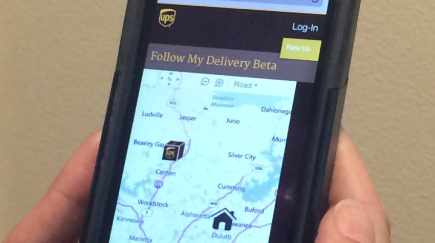 Check On UPS Delivery Progress with New Follow My Delivery UPS App