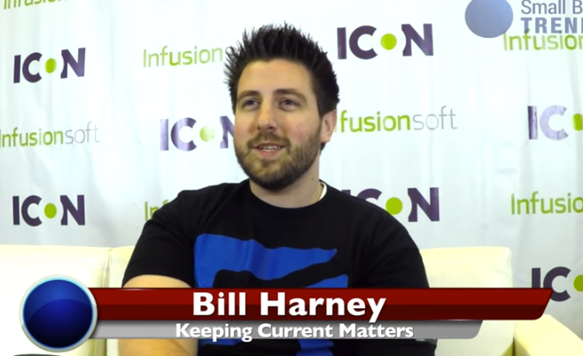 Bill Harney, CEO, Keeping Current Matters provides educational content for real estate agents