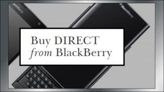 Blackberry Direct Sales