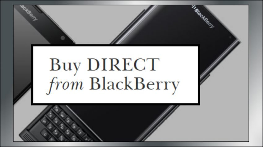 blackberry direct