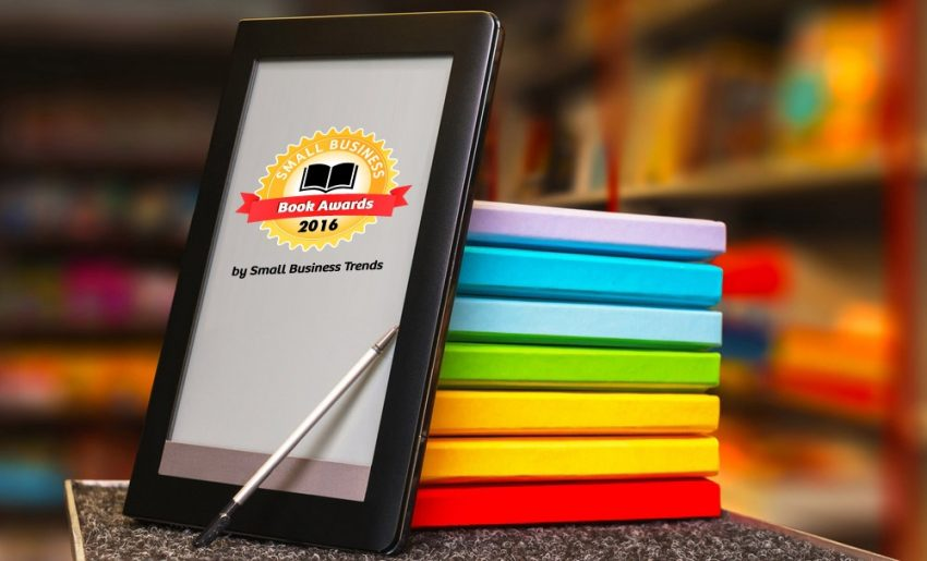 Voting Is Open For The 2016 Small Business Book Awards