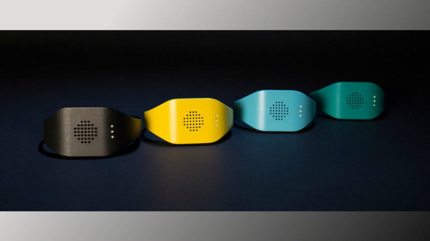 talking cat collar catterbox comes in four colors